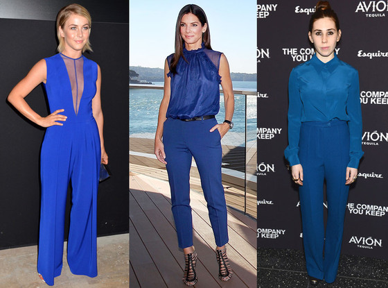 Cobalt Blue Color Trend Of The Seasons Royal Fashion Maven